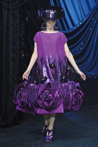 Dior Haute Couture PE 2008